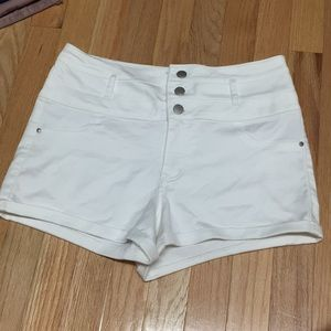 NWOT Charlotte Russe High Waisted Shorts
